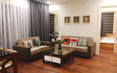 3 bedroom apartment for rent in District Thanh Xuan