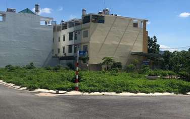 96 m2 land for sale in District Binh Tan