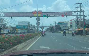 1000 m2 land for sale in District Chon Thanh