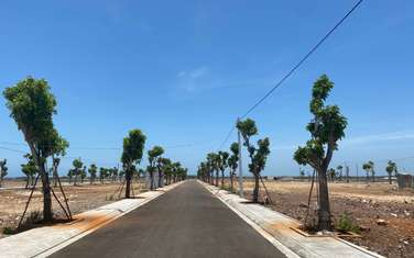100 m2 Land for sale in District Long Dien