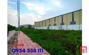 131 m2 residential land for sale in District Thuy Nguyen