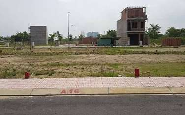 100 m2 residential land for sale in District Nhon Trach