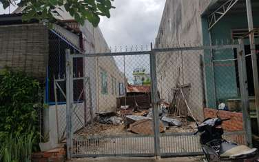 80 m2 residential land for sale in District Tan Uyen