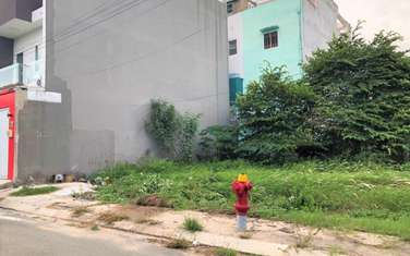 200 m2 residential land for rent in District Binh Chanh