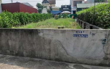 170 m2 residential land for sale in District Van Giang