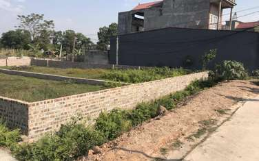 150 m2 residential land for sale in District Soc Son