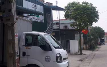80 m2 residential land for sale in District Que Vo