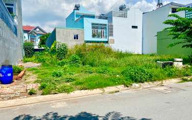 141 m2 residential land for sale in District Thuan An