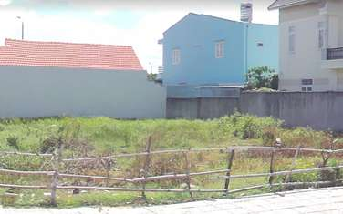 100 m2 land for sale in District Tan Phu