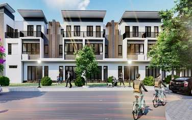 114.20 m2 land for sale in Thanh pho Vinh