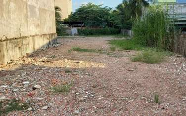 115 m2 residential land for sale in District Cu Chi