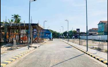 105 m2 land for sale in Thanh pho Hue