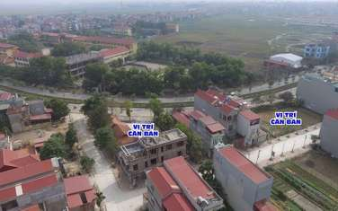 100 m2 land for sale in District Que Vo