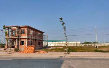 276 m2 residential land for sale in Thi xa Go Cong