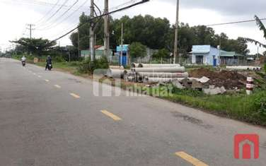 110 m2 residential land for sale in District Bau Bang