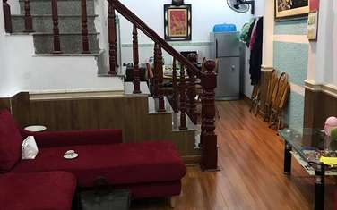 4 bedroom Private House for sale in District Hoang Mai