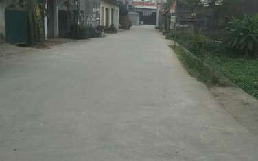 50 m2 residential land for sale in District Van Lam