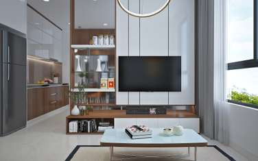 2 bedroom Apartment for sale in Di An City