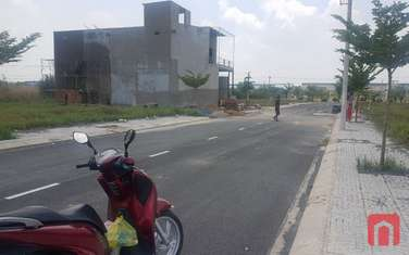 75 m2 residential land for sale in District Cu Chi