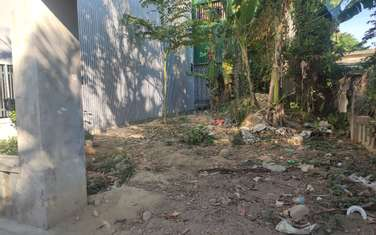 97.7 m2 residential land for sale in District Phu Vang