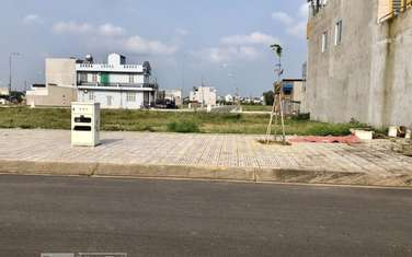 43 m2 land for sale in Vung Tau