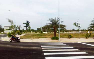 90 m2 residential land for sale in District Can Gio