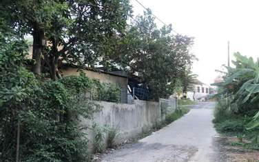 136 m2 residential land for sale in Dong Ha