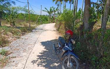 112 m2 land for sale in District Son Tinh
