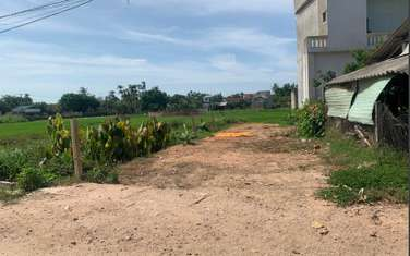 137 m2 land for sale in District Son Tinh