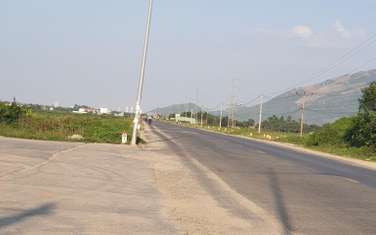 80 m2 residential land for sale in District Dien Khanh