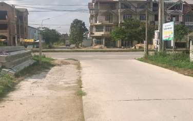 176 m2 land for sale in District Phu Vang
