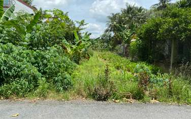 650 m2 residential land for sale in Ben Tre