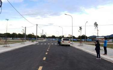 168 m2 Residential Land for sale in District Hoa Vang