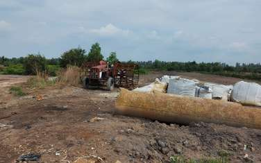 1000 m2 residential land for sale in District Binh Chanh