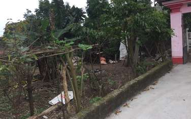 138 m2 residential land for sale in Phu Ly