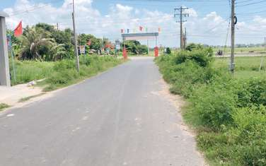 217 m2 residential land for sale in District Long Dien