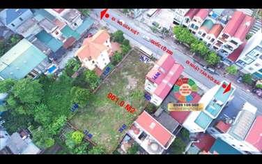909 m2 residential land for sale in District Dong Anh