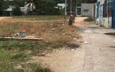 171 m2 residential land for sale in District Nhon Trach