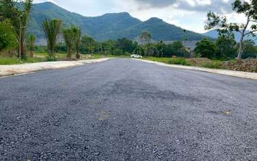 165 m2 residential land for sale in Phu My town