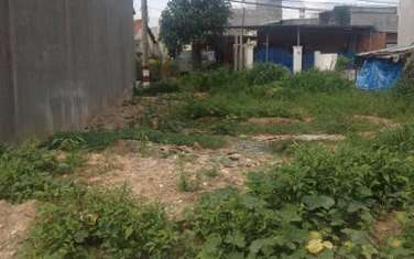 50 m2 residential land for sale in District Hoc Mon