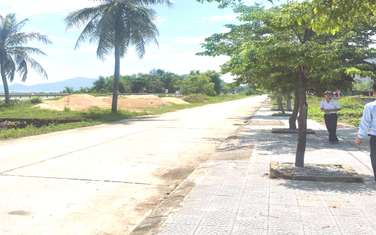 240.8 m2 residential land for sale in District Phu Loc