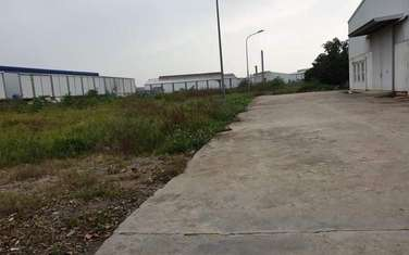 factory & warehouse for sale in District Van Lam