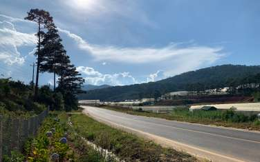 12000 m2 residential land for sale in District Lac Duong