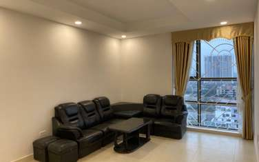 3 bedroom Apartment for rent in District Hoang Mai