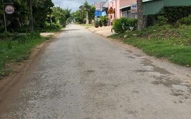 400 m2 land for sale in Tra Vinh