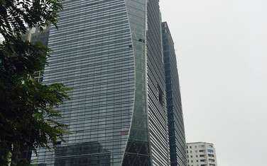 1000 m2 Office for sale in District Thanh Xuan