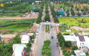 110 m2 land for sale in District Binh Thuy