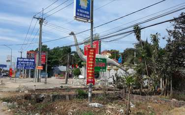 550 m2 residential land for sale in District Xuan Loc