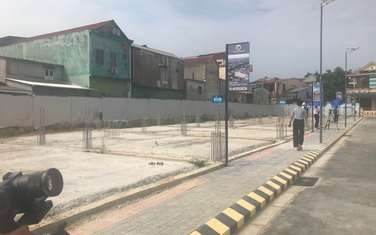 113 m2 land for sale in Thanh pho Hue