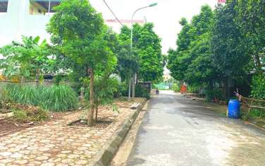 60 m2 land for sale in District Quoc Oai